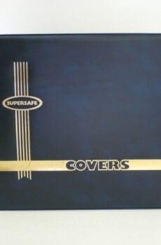 Supersafe USA Cover Album - Blue