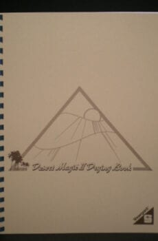 Showgard Desert Magic 2 Drying Book