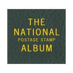 U.S. National Postage Stamp Album