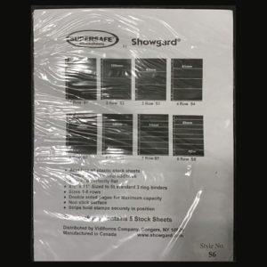 Supersafe Stock Sheet S6