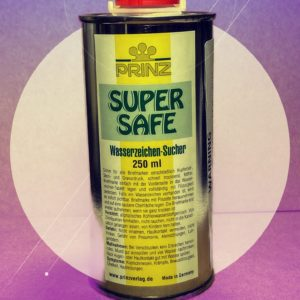 Prinz Super Safe Watermark Detector