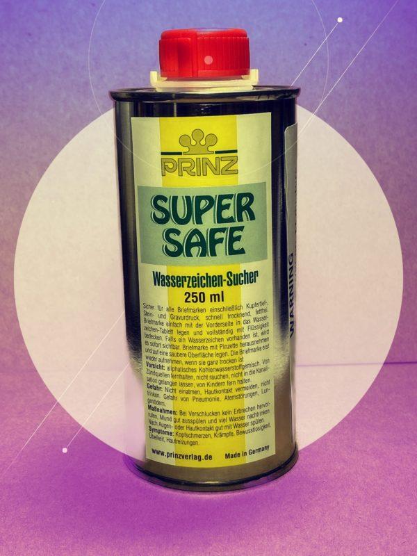 Prinz Super Safe Watermark Detector