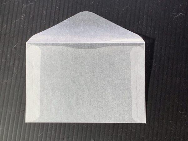 JBM Glassine Envelopes - MADE IN AMERICA