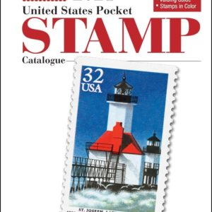 SCOTT 2021 United States Pocket Stamp Catalogue